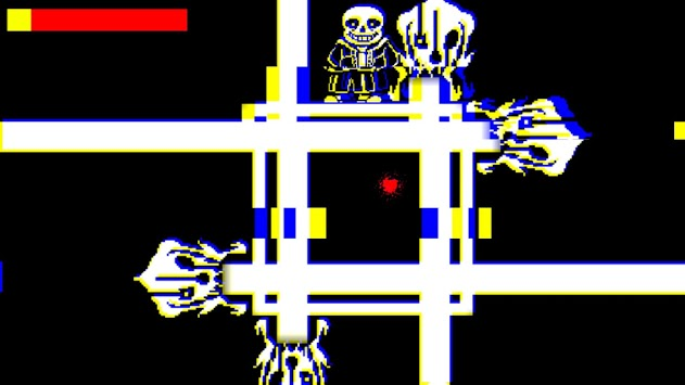 bad time skeleton APK screenshot 3