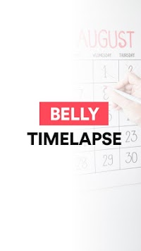 Amy Belly Lapse: Time lapse of pregnancy APK screenshot 1