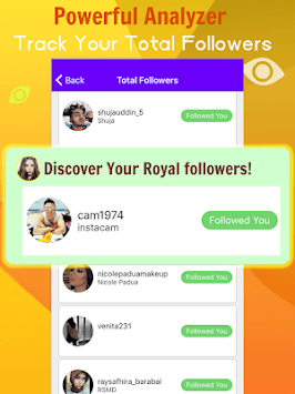 Analytics for Instagram - Followers Likes Reposts APK : Download v1