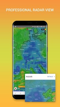 Apex Weather APK screenshot 3