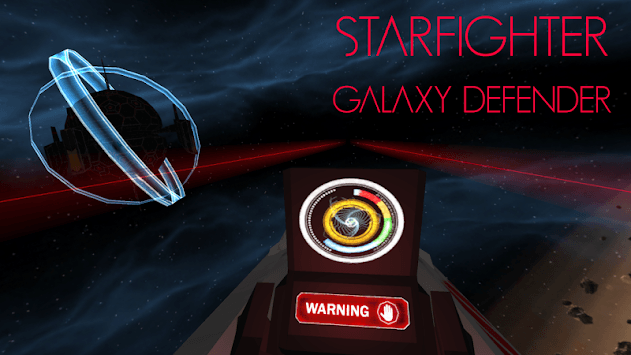Starfighter Galaxy Defender - Virtual Reality Game APK : Download v1