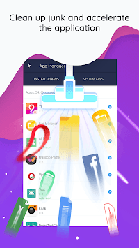 Clean My Android - Clean Cache & Speed Up APK screenshot 2