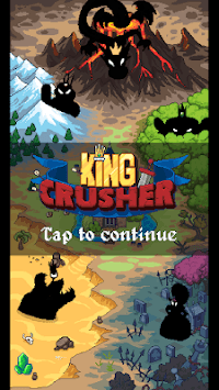 King Crusher – a Roguelike Game APK screenshot 1
