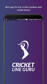 Cricket Line Guru : Fast Live Line APK screenshot 1