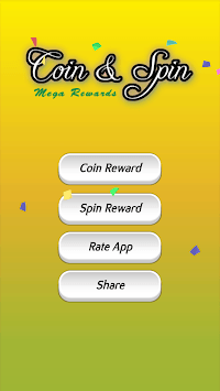 Coin and Spin : Mega Rewards 2019 APK screenshot 3