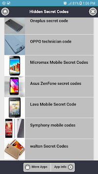 secret codes apk