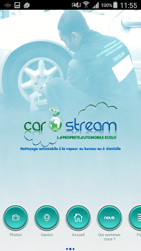 Car Stream APK screenshot 1