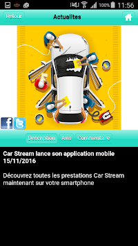 Car Stream APK screenshot 2