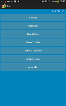 Airtime Balance T South Africa APK : Download v18 06 11 for Android