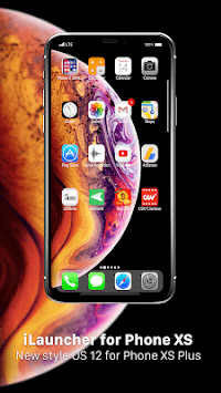 xLauncher for Phone XS - iLauncher for OS 12 APK : Download