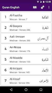 Quran English Word by Word & Translations APK : Download v1 9 for