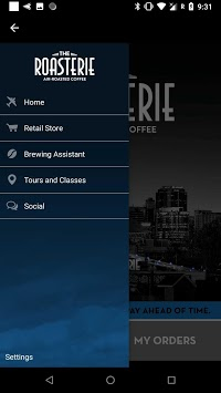 The Roasterie APK screenshot 2