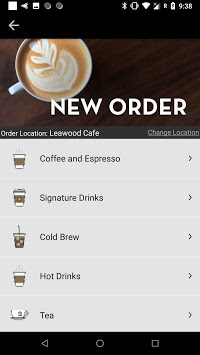 The Roasterie APK screenshot 3