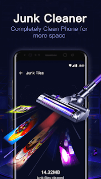 Bat Cleaner APK screenshot 2