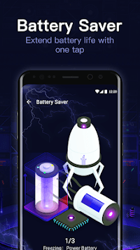 Bat Cleaner APK screenshot 3