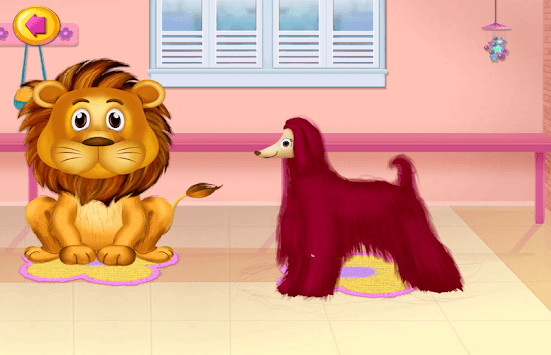 Animal and Pet Hair Salon APK screenshot 2