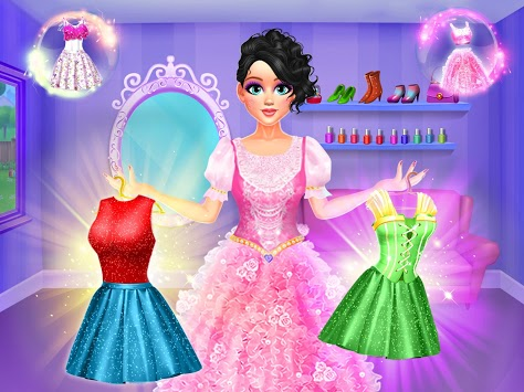 Fashion Girl Beauty Salon Spa Makeover APK screenshot 2