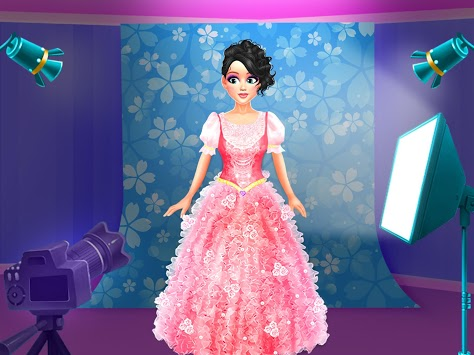 Fashion Girl Beauty Salon Spa Makeover APK screenshot 3