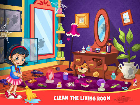 Messy House Cleaning Cleanup APK screenshot 3