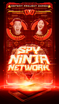 Spy Ninja Network - Chad & Vy APK screenshot 1