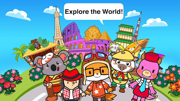 Main Street Pets Big Vacation - Big Pets Holiday! APK screenshot 1