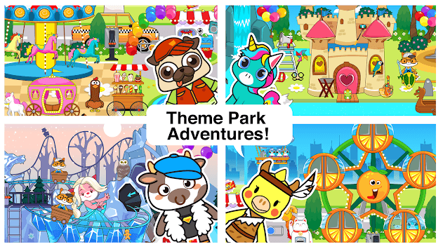 Main Street Pets Big Vacation - Big Pets Holiday! APK screenshot 2