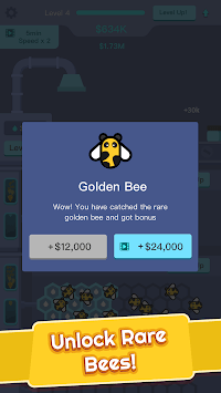 Bee Factory - Idle Honey Tycoon APK : Download v1 0 9 for