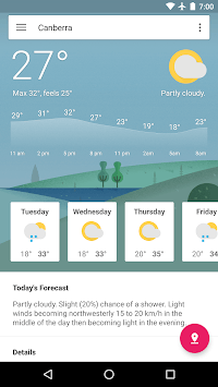 Aus Weather Australia APK screenshot 1