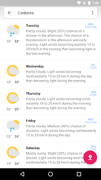 Aus Weather Australia APK screenshot 3