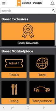 Boost Perks APK screenshot 1