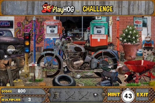 Challenge 121 Gas Station New Hidden Object Games For Pc Download And Run On Pc Or Mac