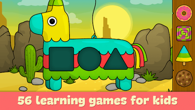 Learning games for toddlers age 3 APK screenshot 1