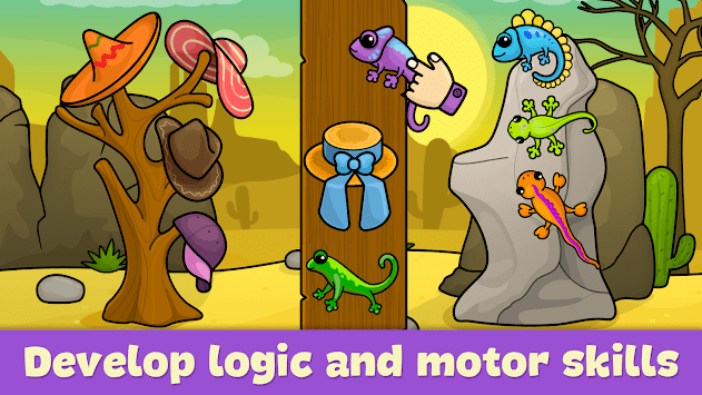 Learning games for toddlers age 3 APK screenshot 3