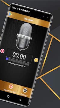 Voice Recorder Pro - Audio recorder APK screenshot 2