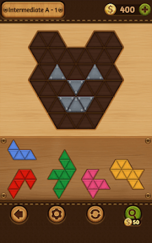 Block Puzzle Games: Wood Collection APK screenshot 2