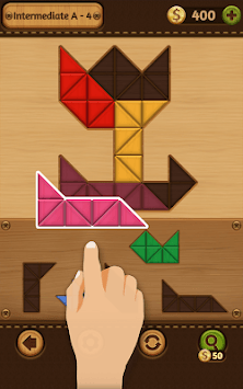 Block Puzzle Games: Wood Collection APK screenshot 3