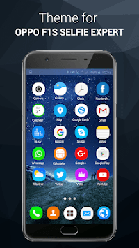 Hd Theme launcher For Oppo F1s Selfie Expert APK : Download
