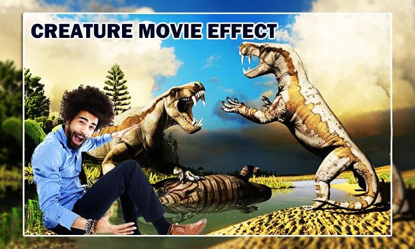 Creature Movie Effect Photo Editor APK : Download v1 1 for Android