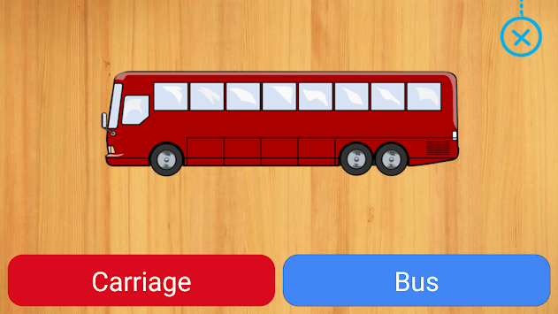 Vehicles for Kids - Flashcards, Sounds, Puzzles APK screenshot 3