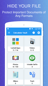 Calculator Vault App Lock Hide Photo And Video For Pc Download And Run On Pc Or Mac