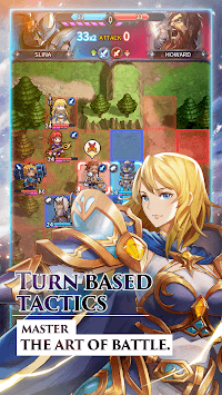 Flame Dragon Knights FDK (Official) - Strategy APK screenshot 1