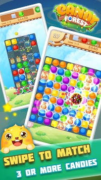 Candy Forest APK screenshot 1