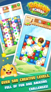 Candy Forest APK screenshot 2