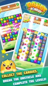 Candy Forest APK screenshot 3