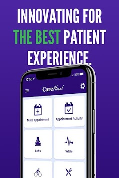 CareHere APK screenshot 2