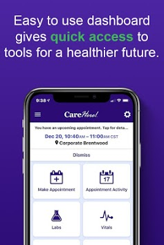 CareHere APK screenshot 3