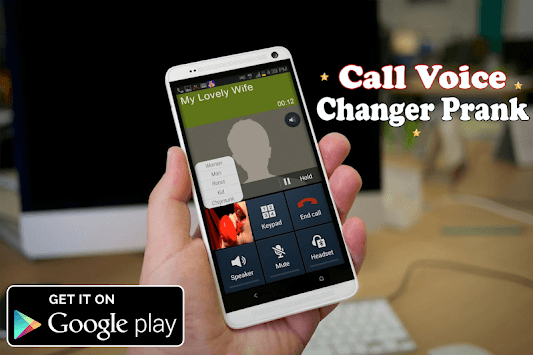 play voice changer during call apk