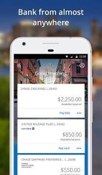 Chase Mobile APK : Download v3 60 for Android at AndroidCrew