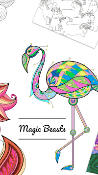 Coloring – Adults' Painting Game! APK screenshot 3