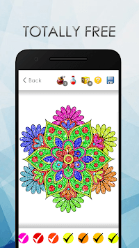 Glitter Color by Number Free Game APK screenshot 3
